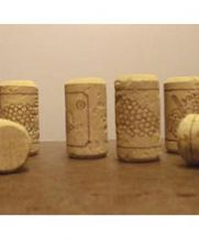 Colmated Wine Cork - #9x38mm with Design (Bag of 50)